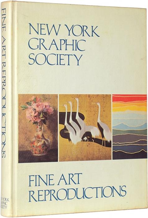 Нью-Йоркское общество графики: каталог старых исовременных художников [наангл.яз.]. Нью-Йорк; Чикаго; Даллас, 1978.