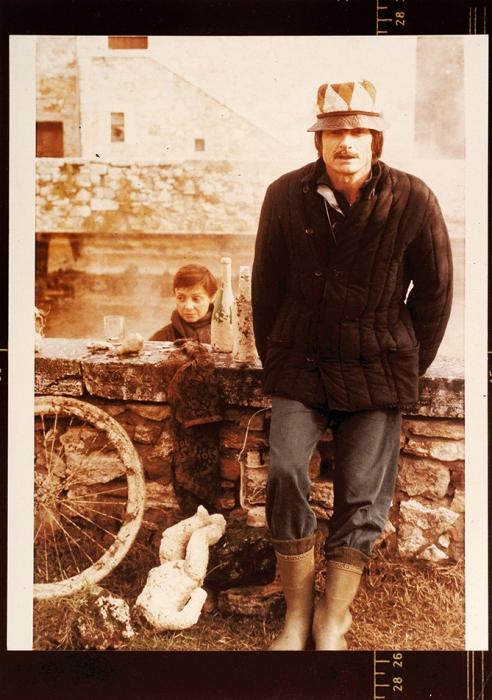 Тарковский, Анд. Лот из13-ти фотографий сосъемок кинофильмов «Солярис» и«Ностальгия»/ фот. Норман Моццато. 1960-1985.