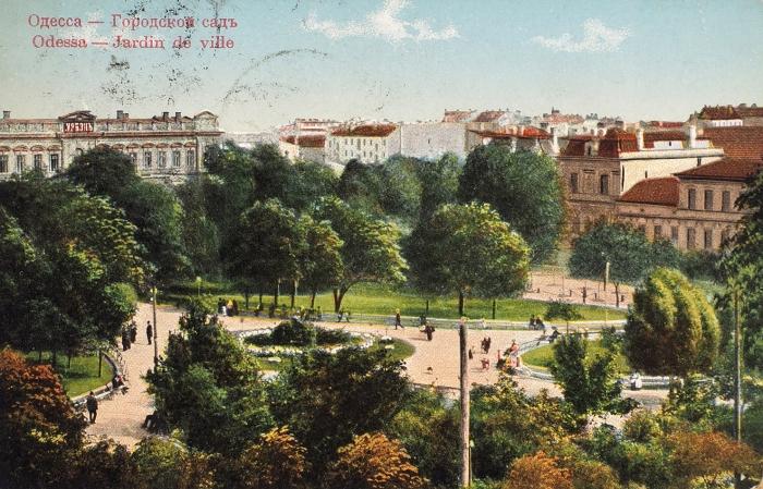 Восемь открыток свидами Одессы. Акц. О-во Гранберг; Асседоретфегс; Шерер, Набгольц иК°, 1910-е гг.