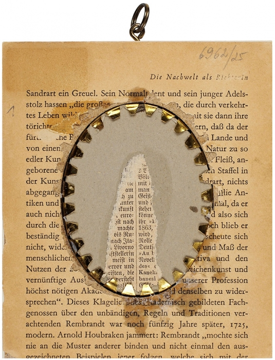 Акварель: «Библиофил». [Германия, Iпол. XXв.]