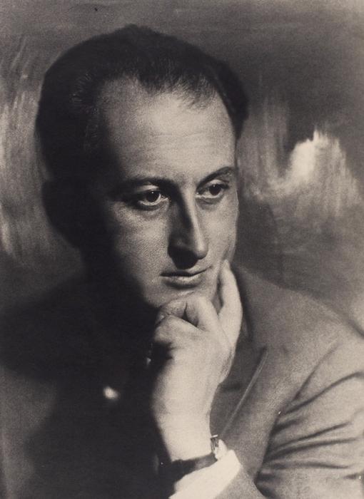 Фотопортрет Михаила Ромма/ фот. М.Наппельбаум. М., [1950-е гг.].