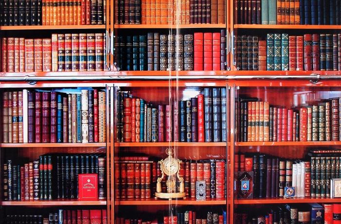 [Один из30экземпляров] Бакман, Ю.Собрание старых иредких русских книг: каталог. В2т. Т. 1-2. Нью-Йорк: Либерти, 2004-2005.