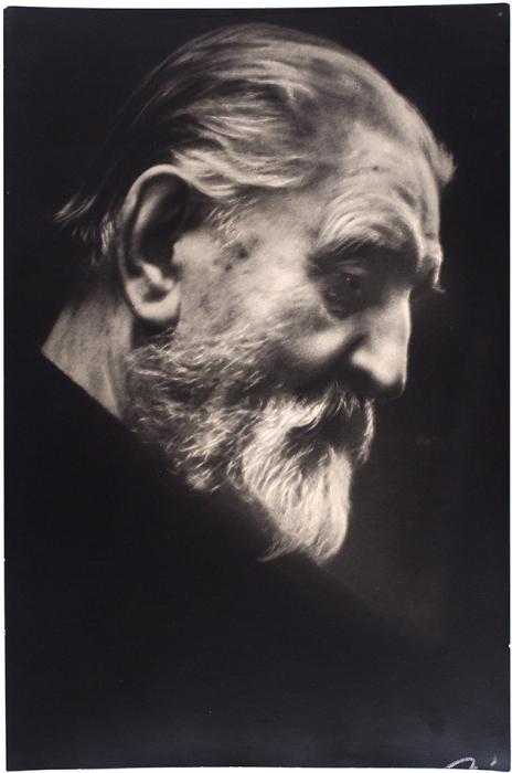 Фотография: Портрет Н.И. Свищова-Паола/ фото А.П. Гольдбаума. [1964].