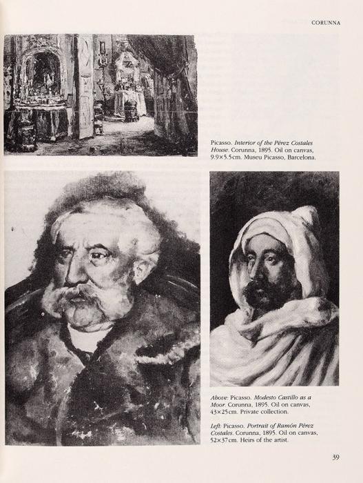 Ричардсон, Дж. Жизнь Пикассо: гениальность, 1881-1906 [наангл.яз.]. Нью-Йорк, 2009.