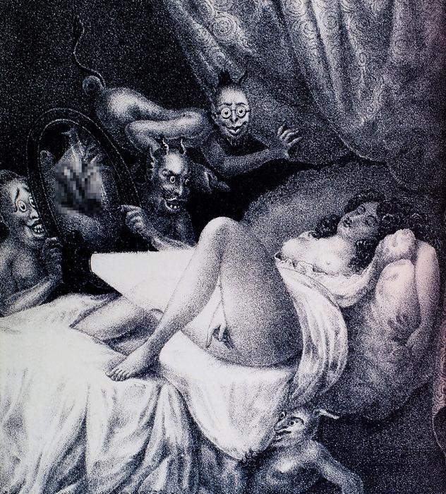Романтик: эротическое искусство первой половины XIX века [наангл.яз.]. Амстердам, 2000.