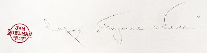 Пепперштейн Павел. Изсерии «Пустые иконы». Студия Марата Гельмана. 2000-е. Бумага, цветная шелкография.51,7x40см. Экземпляр №4из15с подписью художника.