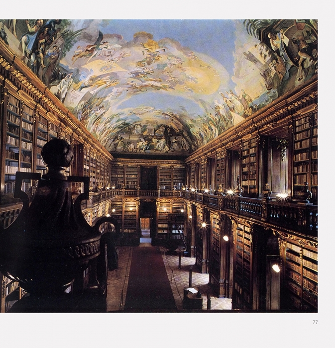 Исторические библиотеки Европы [наангл.яз.]. Лейпциг; Эрфурт, 1974.