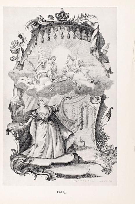 Библиотека Дягилева-Лифаря. Каталог аукциона Sotheby's. 28ноября— 1декабря 1975 [The Diaghilev-Lifar Library. Sotheby Parke Bernet Monaco S.A. Наангл.яз.]. Лондон, 1975.