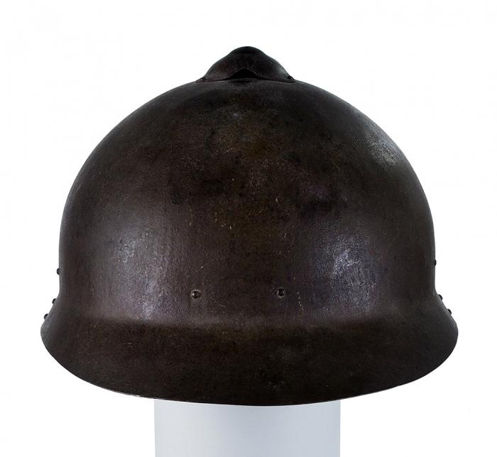 Русская каска модели «Сольберг». [Б.м., 1917].