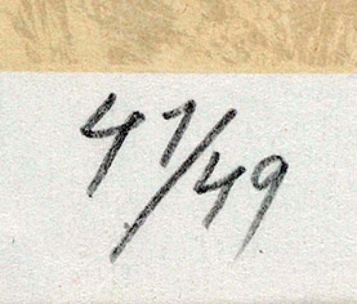 Немухин Владимир Николаевич (1925–2016) «Валет Ура!». 2013. Бумага, шелкография, цветные карандаши, белила, графитный карандаш, коллаж, 74x54см.
