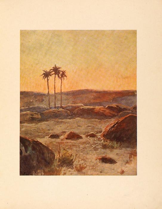 Лермонтов, М.Ю. Три пальмы. Стихотворение/ рис. А.К. Комарова. М.: Тип. Т-ва И.Д. Сытина, 1915.