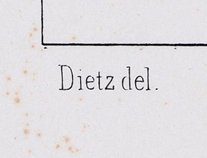 Бишбуа Луи Филипп Пьер Альфонс (Louis Philippe Pierre Alphonse Bichebois) (1801–1850) порисунку Дитца Самуэля Фридриха (Dietz (Deiz) Samuel Friedrich) (1803–1873) «Опекунский совет». 1840-е. Бумага, литография, 40x57см (лист).